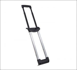 Cart Moscow Aluminium (black-coating) 2/3 stage